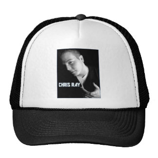 chris ray products trucker hat