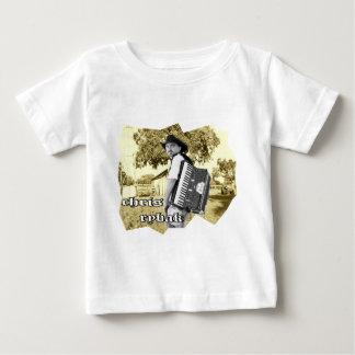 Chris Rybak - Kloesel Logo - Sephia Baby T-Shirt