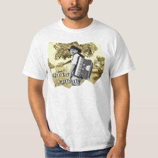 Chris Rybak - Kloesel Logo - Sephia T-Shirt
