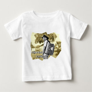 Chris Rybak - Kloesel Logo - Sephia Tee Shirt