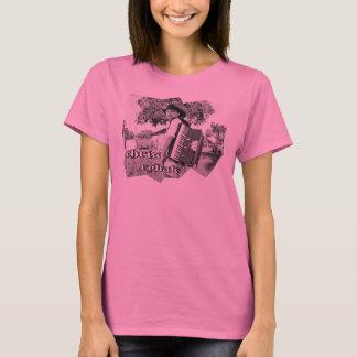Chris Rybak - Kloesel poster - Black white T-Shirt