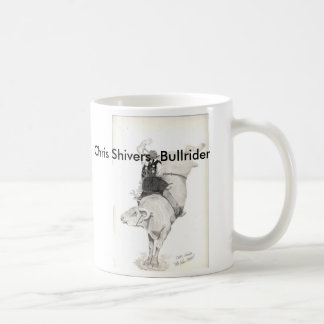 Chris Shivers  rider Coffee Mug