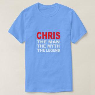 Chris the Man T-shirt