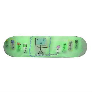 Chris Zoladz Custom Skateboard