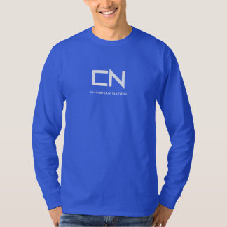 Chrisitian Nation Men's Long-sleeve Tee