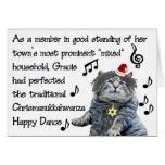 Chrismanukkahwanza Card