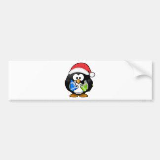 Chrismas Gift Bumper Sticker