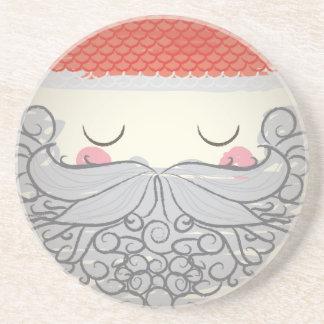 Chrismas - Santa Claus Drink Coasters