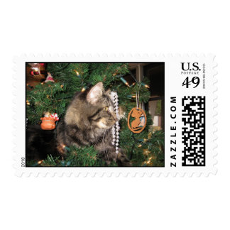 Chrismouse & Cat Stamps