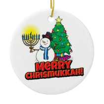 Chrismukkah tree ornament