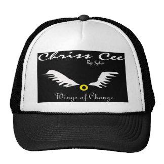 Chriss Cee Wings of change Trucker Hat