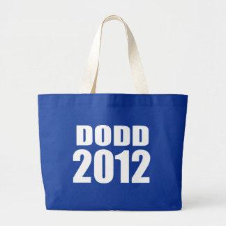 CHRISS DODD Election Gear Jumbo Tote Bag