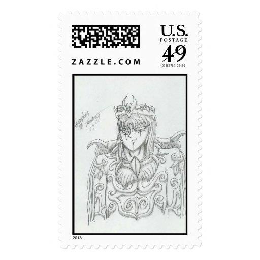 chris's drawing stamp