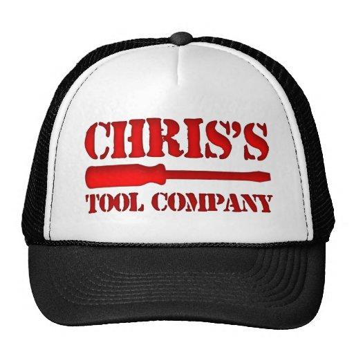 Chris's Tool Company Trucker Hat