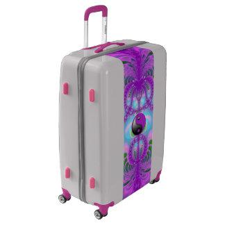Chrissy 7 luggage