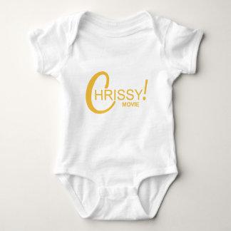 Chrissy! Baby Bodysuit