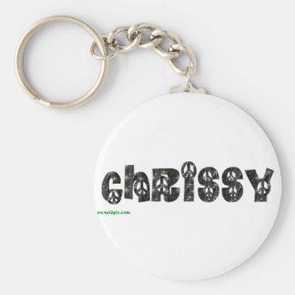 chrissy llaveros personalizados