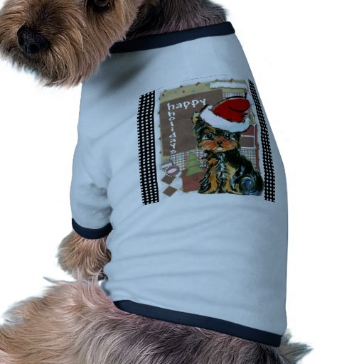 CHRISSY YORKIE POO PET CLOTHES