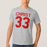 Christ #33 Football Jersey T-Shirt
