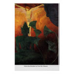Christ And Buddha by Paul-ElieRanson Print