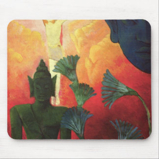 Christ and Buddha, c.1890-1892 Mouse Pad