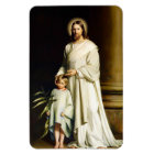 Christ and Child. Fine Art Easter Gift Magnets