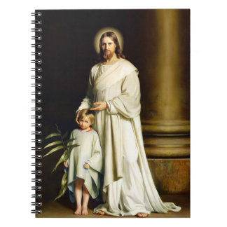 Christ and Child. Fine Art Gift Notebook