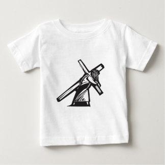 Christ and Cross Tee Shirt