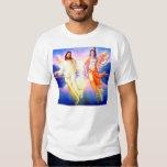 Christ and Krishna T Shirts