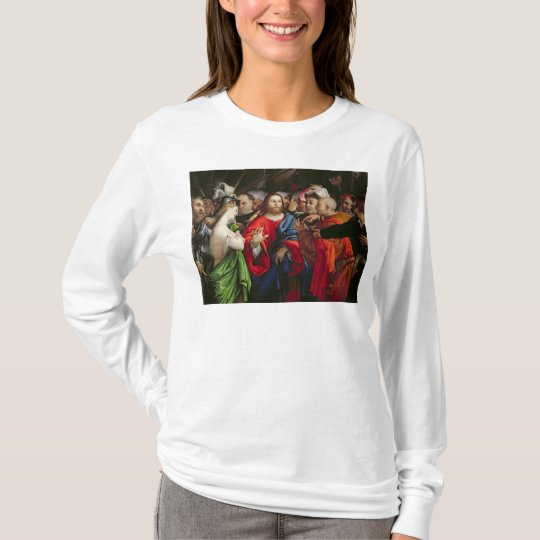 Christ and the Adulteress, c.1527-29 T-Shirt