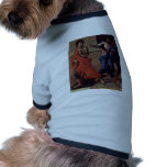 Christ And The Adulteress Detail By Poussin Nicola Pet Clothes