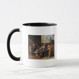 Christ and the Canaanite Woman, 1783-84 Mug