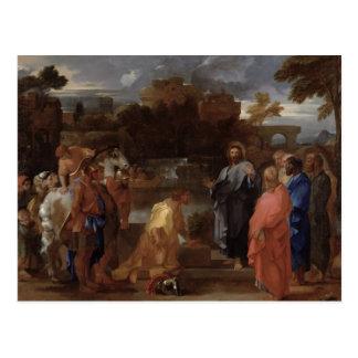 Christ and the Centurion Postcard
