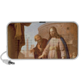 Christ and the Rich Young Ruler, 1640 Laptop Speaker