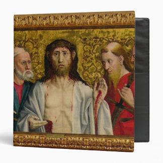Christ and the Twelve Apostles 3 Ring Binder