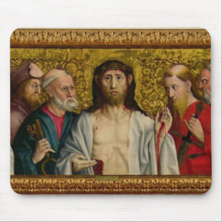 Christ and the Twelve Apostles Mouse Pad
