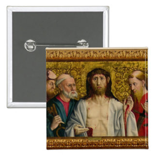 Christ and the Twelve Apostles Pinback Button