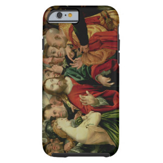 Christ and the Woman Taken in Adultery 2 Tough iPhone 6 Case