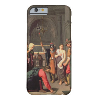 Christ and the Woman Taken in Adultery Barely There iPhone 6 Case