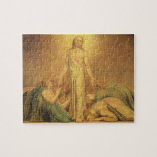 Christ Appearing to the Apostles after the Resurre Jigsaw Puzzle