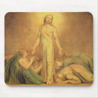 Christ Appearing to the Apostles after the Resurre Mouse Pad