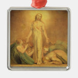 Christ Appearing to the Apostles after the Resurre Christmas Tree Ornament
