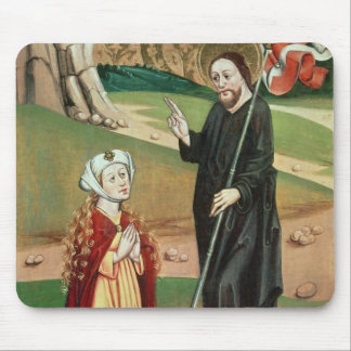 Christ Appears to Mary Magdalene Mouse Pad