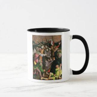 Christ arrested in the Garden of Gethsemane Mug