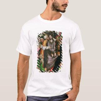 Christ arrested in the Garden of Gethsemane T-Shirt