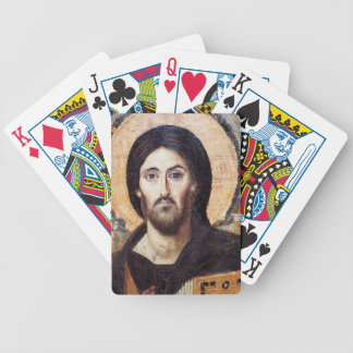 Christ as Ruler of All Bicycle Playing Cards
