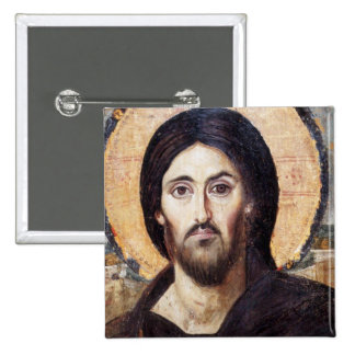 Christ as Ruler of All Pinback Buttons
