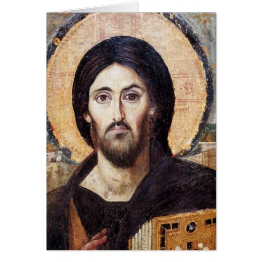 Christ as Ruler of All Card