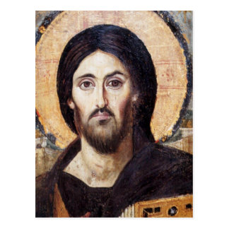 Christ as Ruler of All Postcard