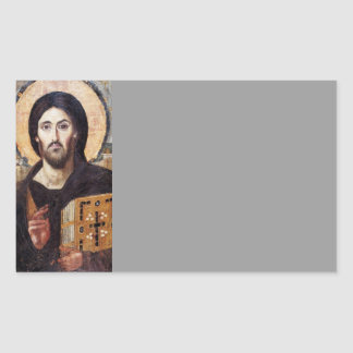 Christ as Ruler of All Sticker